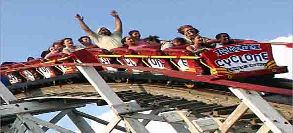 Top 10 Biggest Roller Coasters
