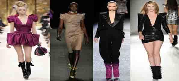 Top 10 Fashion Trends for fall 2009