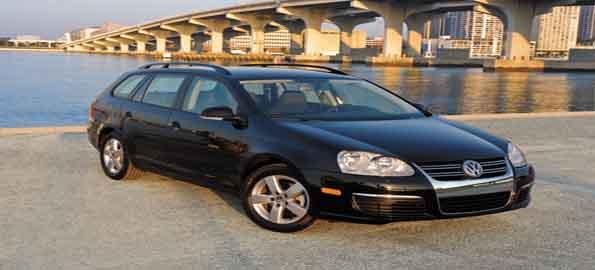 VW Jetta Sportswagon TDI
