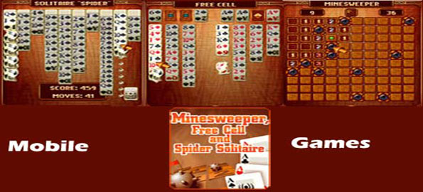 3-in-1-FreeCell-Spider-Mine