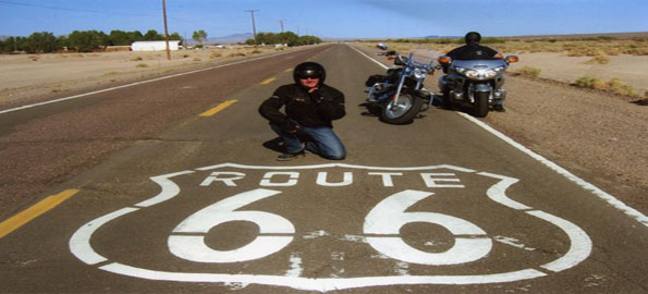 Historic-Route-66,-Chicago-