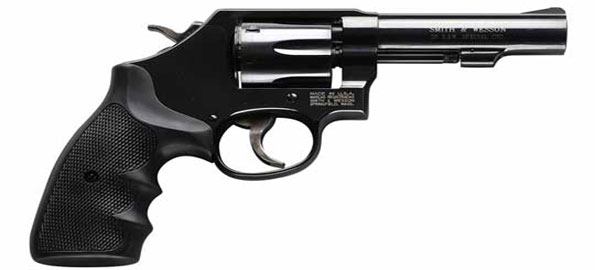 Smith-and-Wesson-Model-10-V