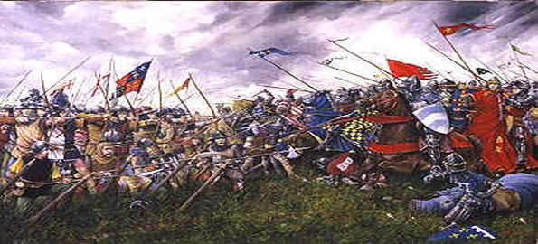 The-Battle-of-Agincourt