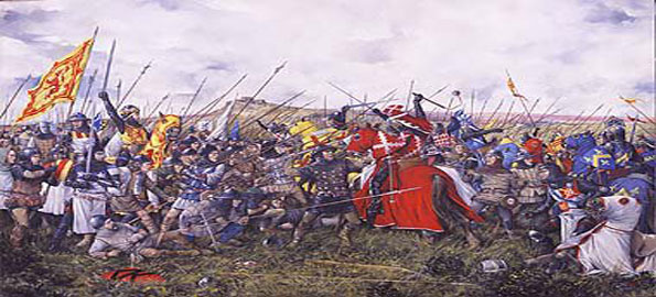 The-Battle-of-Bannockburn