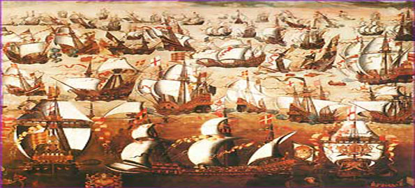 The-Spanish-Armada