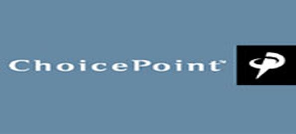 choicepoint Choicepoint, a corporation based near atlanta, georgia, usa, which claims to be the nation's leading supplier of identification and credential verification services, is the company whose dbt subsidiary spoiled the electoral roll in florida enabling george w bush to win the 2000 presidential election.