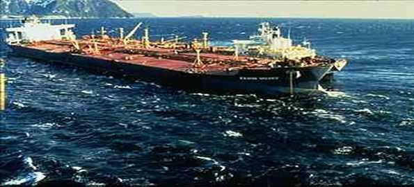 Exxon valdez oil spill ethical issue