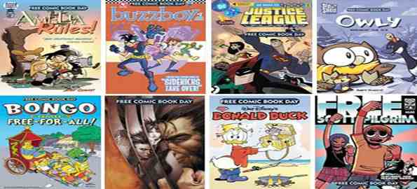 Top-10-Most-Read-Comic-Books