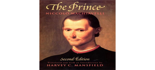 understanding the principles of machiavelli in the book the prince