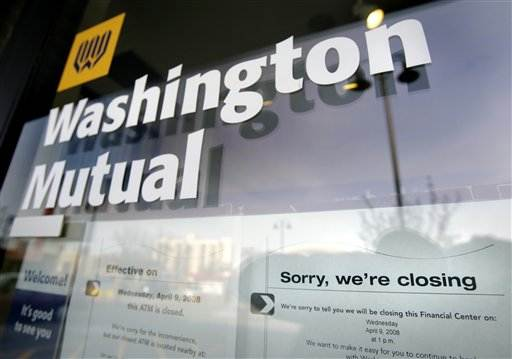 Washington Mutual bankruptcy