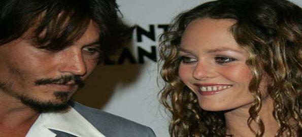 johnny depp and vanessa paradis break. Johnny Depp and Vanessa