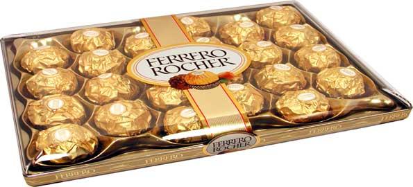 France Chocolate Brand Roasted Chocolate Brand