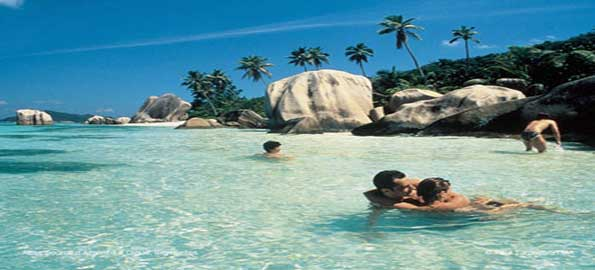 Seychelles Is The Most Popular Name Among The List Of Top Beaches Located Off The Indian Ocean The Seychelles Sports The Anse Source Dargent