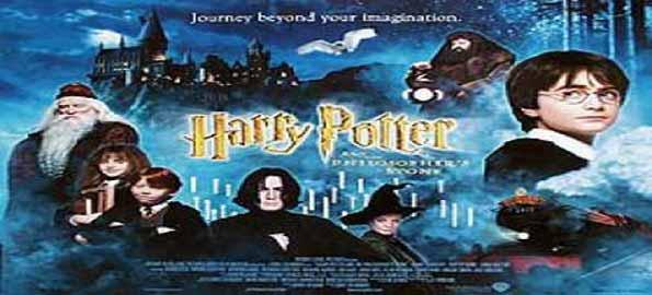 1、哈利波特与魔法石