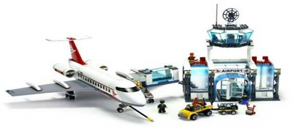 the lego brand has been issuing brick based toys for the last sixty years this new addition in the form of lego city airport is - Lego City Airplane Coloring Pages