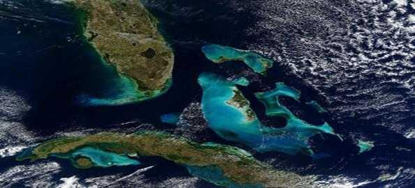 Sunken City off Cuba