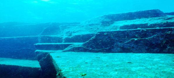 Japan's Underwater Ruins
