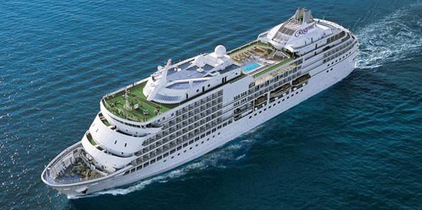 Top 10 Cruise Liners - Part 2