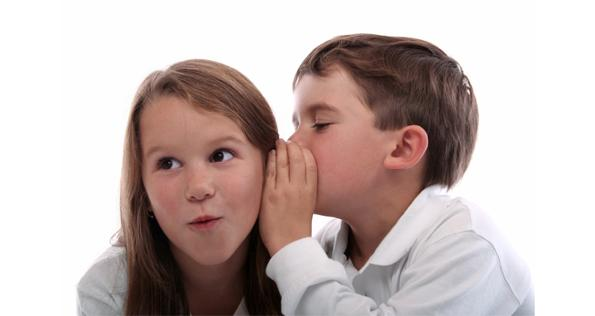 Kids' secret
