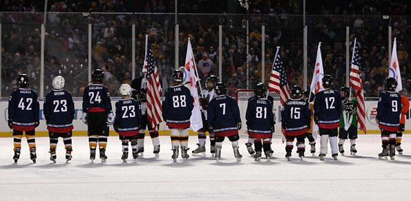 a history of professional and olympic hockey Olympic hockey rules and rules for other international hockey events differ from the national hockey league in several key areas here's how.