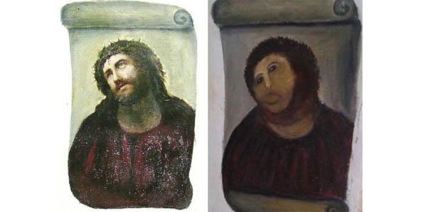 Jesus Gets a Makeover