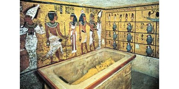Pharaohs' tombs