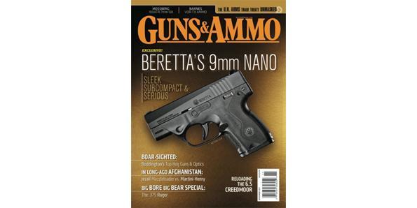 Guns & Ammo Handguns