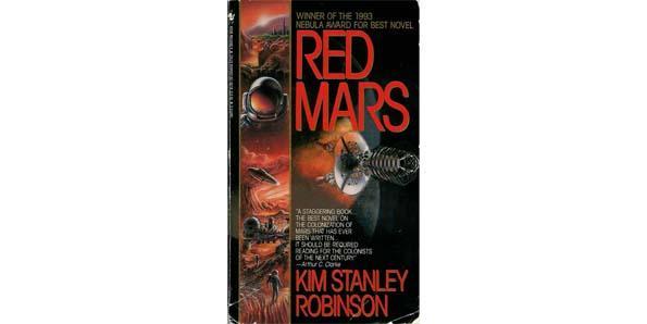 Kim Stanley Robinson's 'Red Mars'