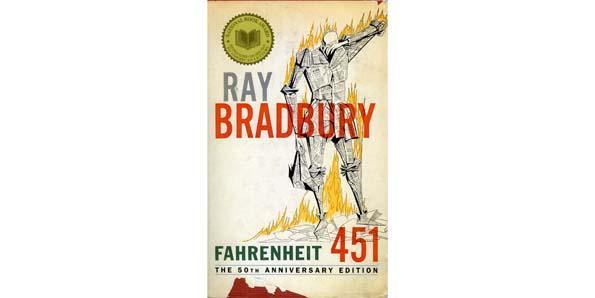 Ray Bradbury's 'Fahrenheit 451'