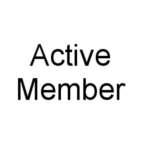 become active member