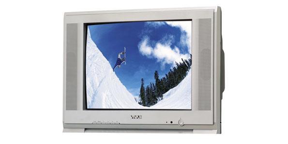 CRT television sets