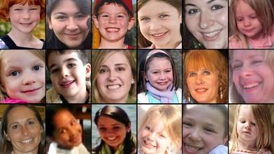 Newtown Victims