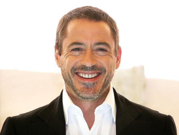 Robert Downey Jr. Changed Man