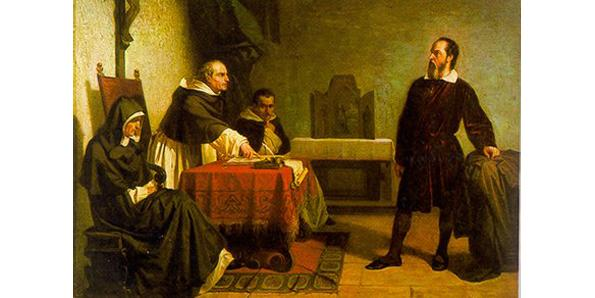 trial of Galileo Galilei