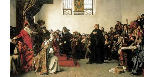 trial of Martin Luther
