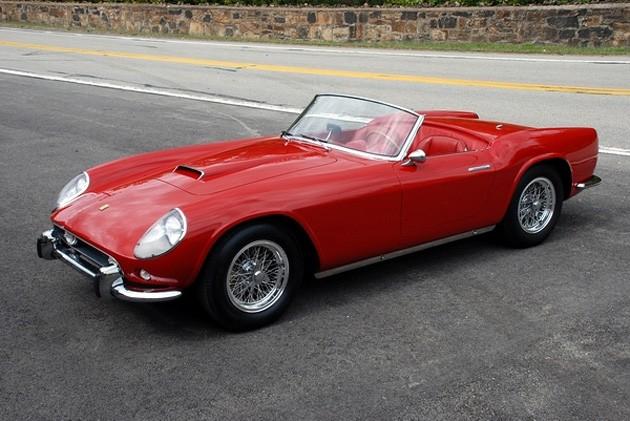 1959 Ferari 250 GT California