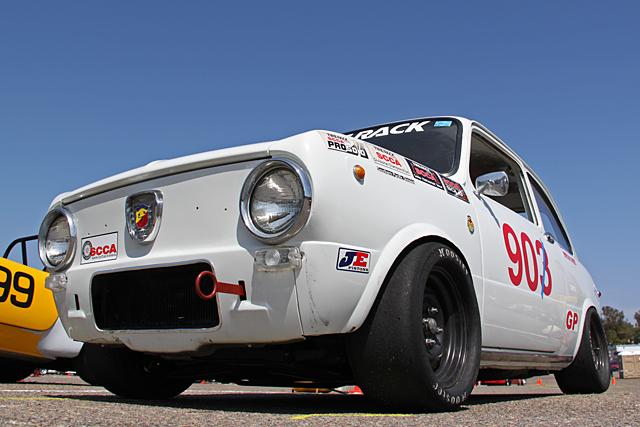 1968 Fiat 850 Idromatic