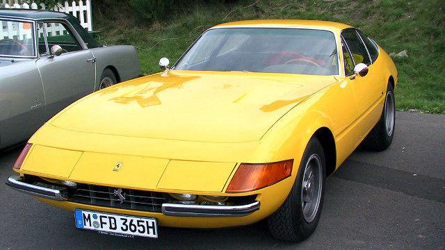 1971 Ferrari Daytona 365
