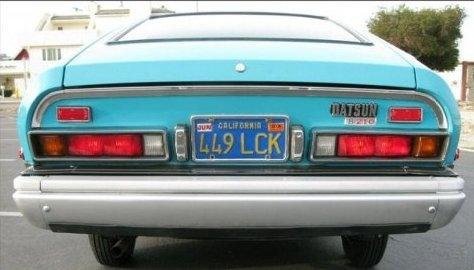 1974 Datsun B210 Coupe