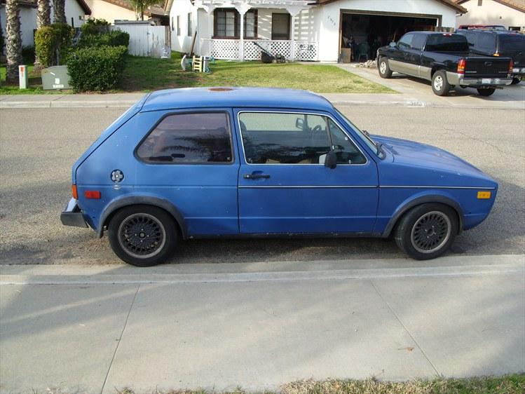 1979 Volkswagen Rabbit (Diesel)
