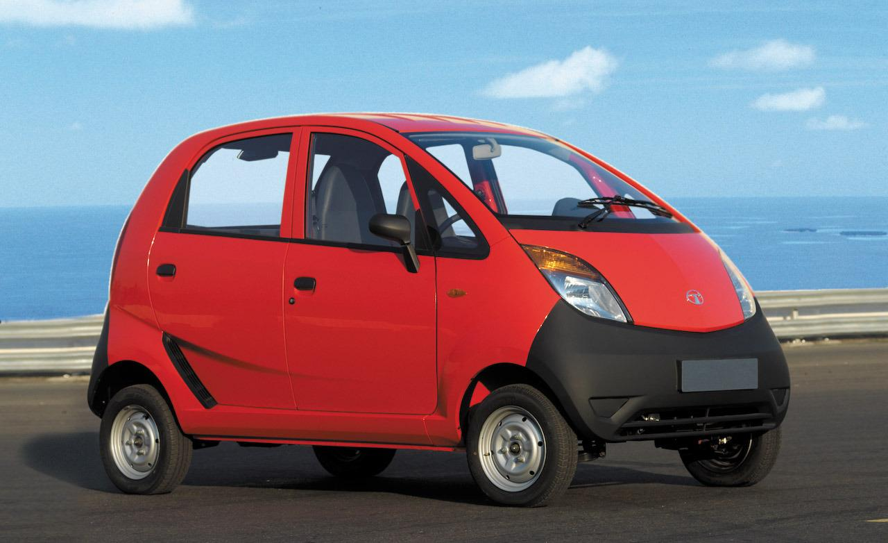 Tata Nano may come to US with $5,000 price tag