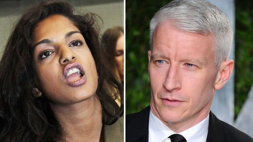 Anderson Cooper vs MIA