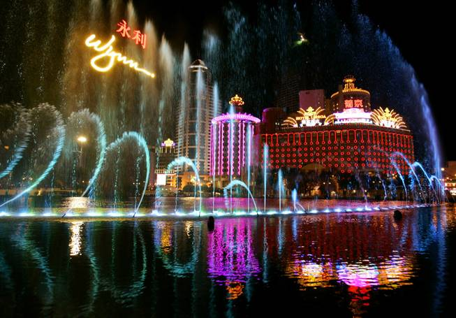 Worlds biggest casino in macau china gambling prevalence survey 2010