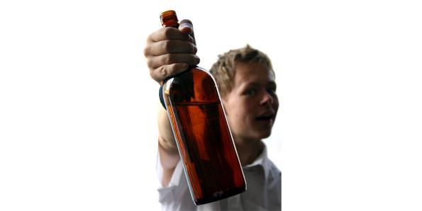 Cheap booze and a matchstick