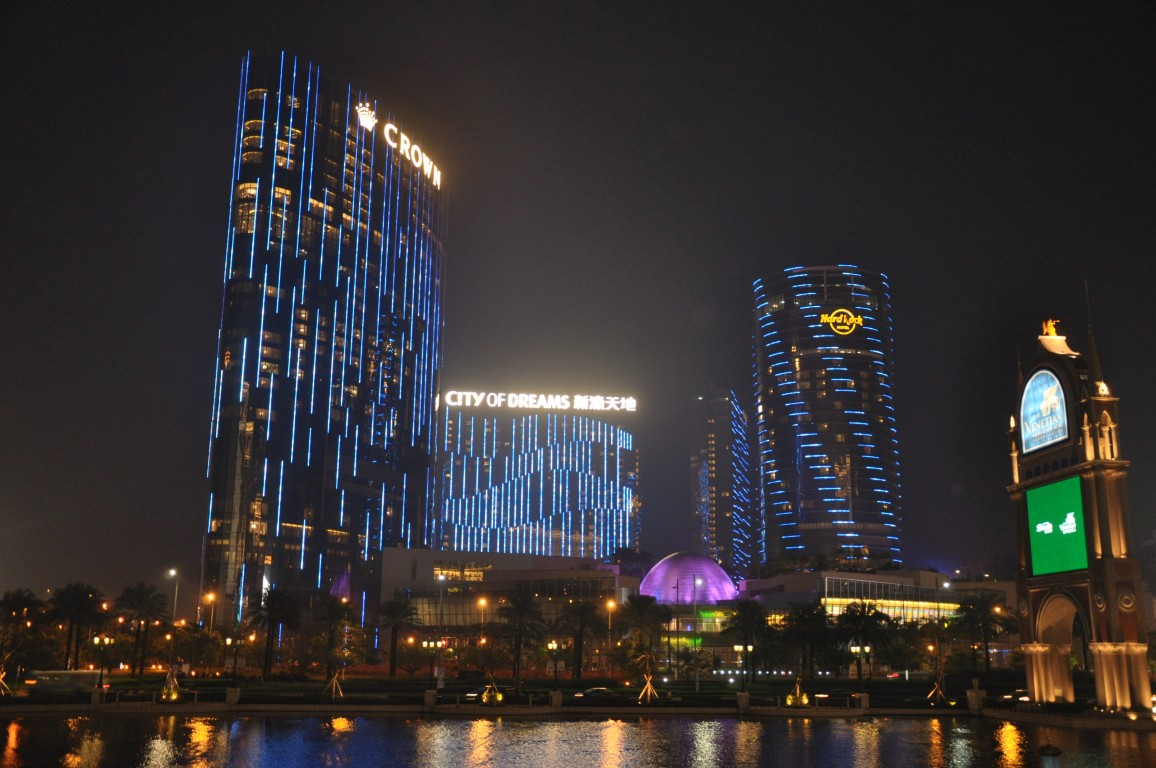 city of dreams casino macau china