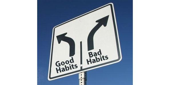 Day-to-day habits
