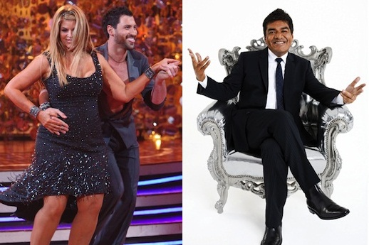 Kristie Alley vs. George Lopez