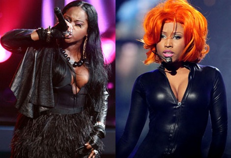 Lil' Kim vs Nicki Minaj