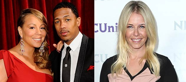 Nick Cannon vs Chelsea Handler