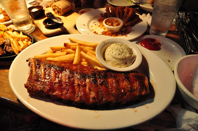Outback ribs